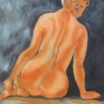 Joan Bolen kelowna artist female nude art Livessence
