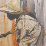 Sharon Fitch kelowna artist art Livessence mixed media