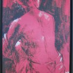 Tina Siddiqui kelowna artist female nude art Livessence mixed media