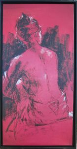 Tina Siddiqui kelowna artist female nude art Livessence mixed media